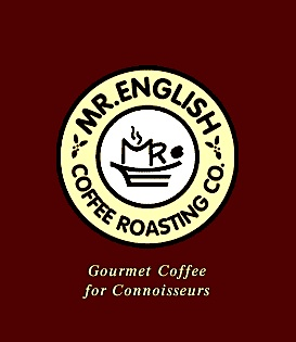 Mr. English Coffee Roasting Co. logo